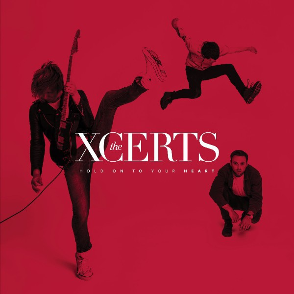 Cover XCERTS, hold on to your heart
