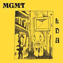 MGMT, little dark age cover