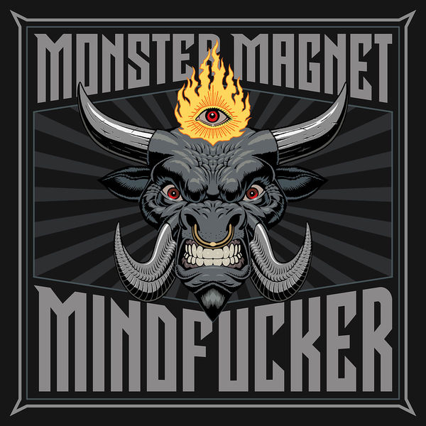 MONSTER MAGNET, mindfucker cover