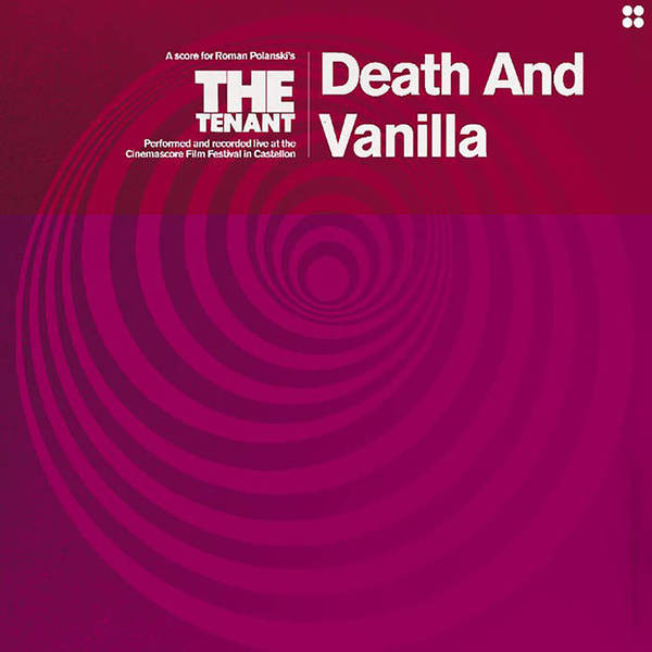 Cover DEATH AND VANILLA, the tenant