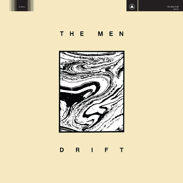 THE MEN, drift cover
