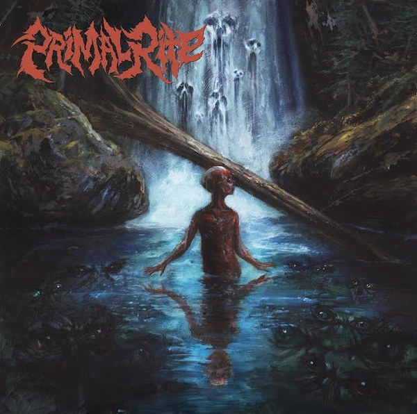 Cover PRIMAL RITE, dirge of escapism