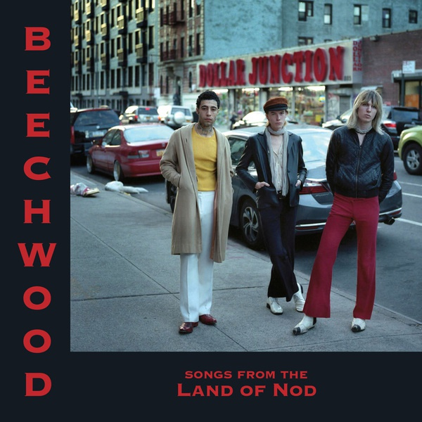 BEECHWOOD, songs from the land of nod cover