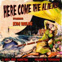 Cover KIM WILDE, here come the aliens
