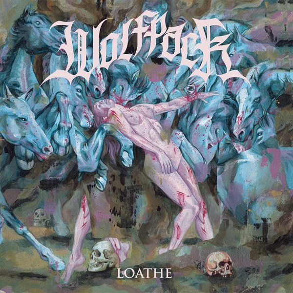 WOLFPACK, loathe cover