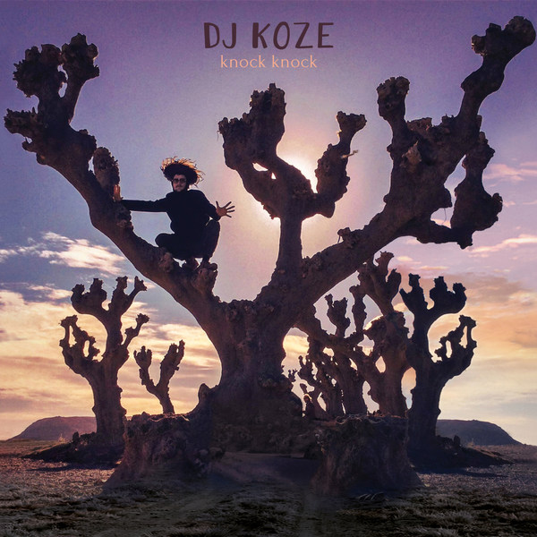 Cover DJ KOZE, knock knock