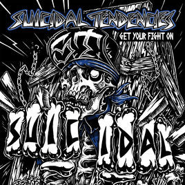 SUICIDAL TENDENCIES, get your fight on cover