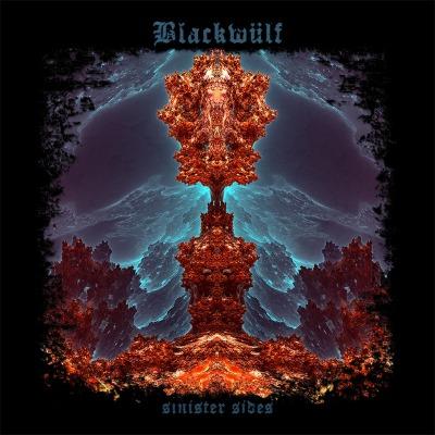 BLACKWÜLF, sinister sides cover