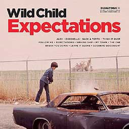 WILD CHILD, expectations cover