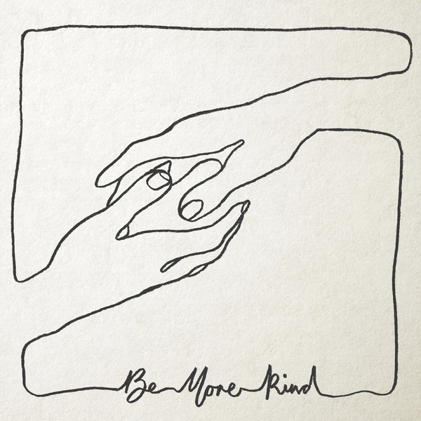 Cover FRANK TURNER, be more kind