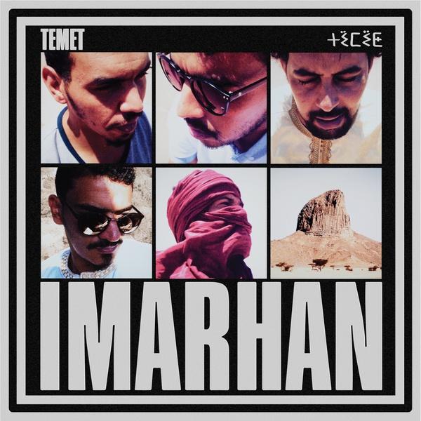 IMARHAN, temet cover