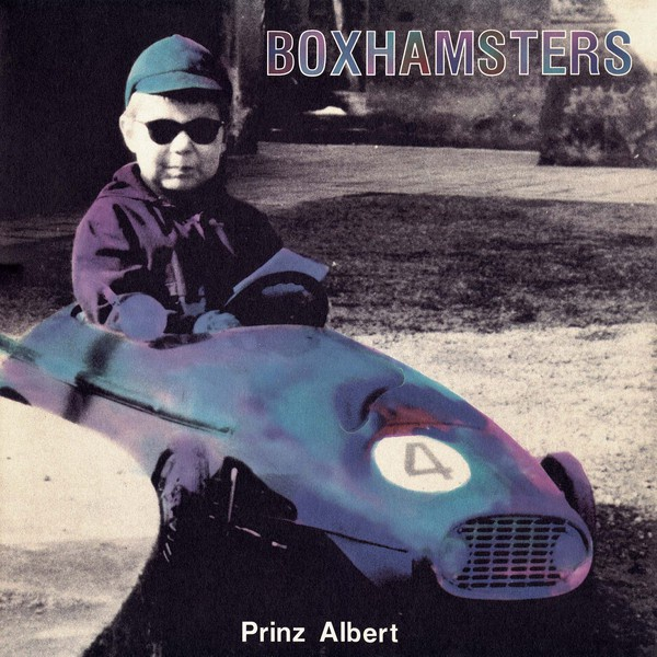 BOXHAMSTERS, prinz albert cover