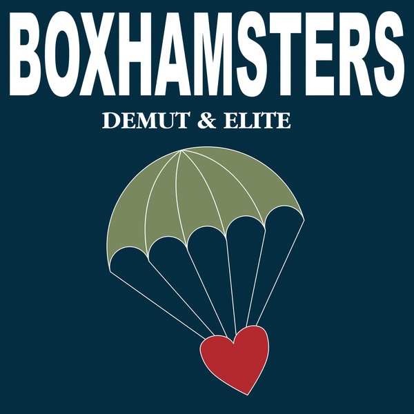 BOXHAMSTERS, demut und elite cover