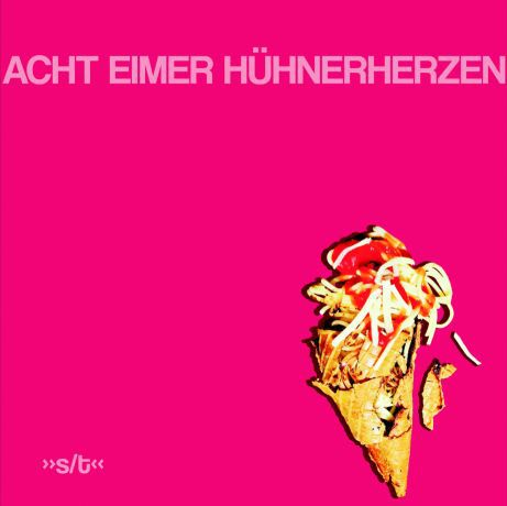 ACHT EIMER HÜHNERHERZEN, s/t cover