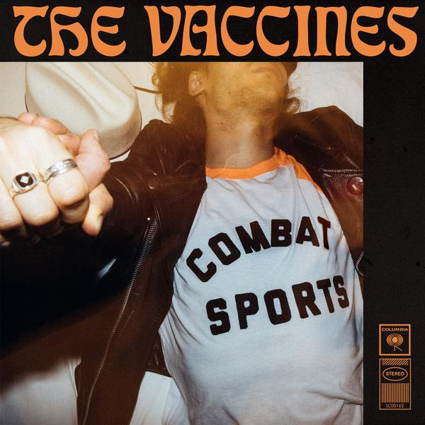 Cover VACCINES, combat sports