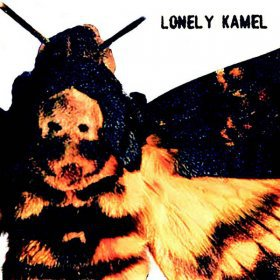 LONELY KAMEL, death´s-head hawkmoth cover