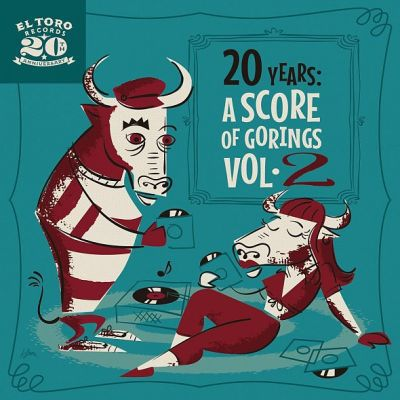Cover V/A, 20 years - a score of gorings vol. 02