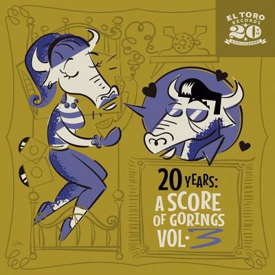 Cover V/A, 20 years - a score of gorings vol. 03