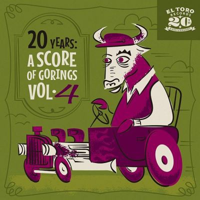 Cover V/A, 20 years - a score of gorings vol. 04