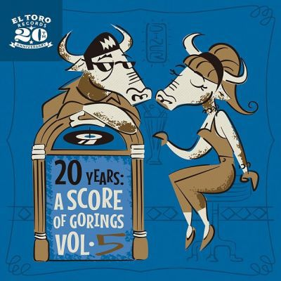 Cover V/A, 20 years - a score of gorings vol. 05
