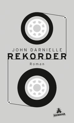 JOHN DARNIELLE, rekorder cover