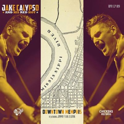 Cover JAKE CALYPSO, downtown memphis
