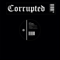 CORRUPTED, felicific algorithim cover