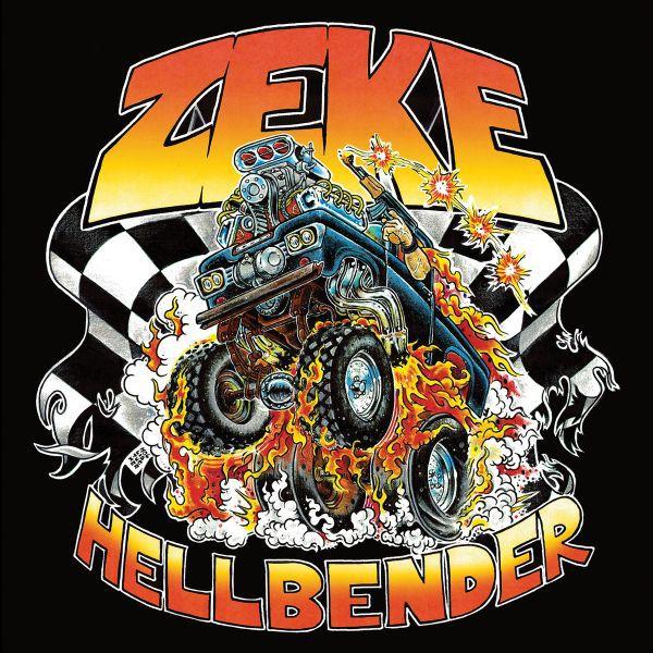 ZEKE, hellbender cover