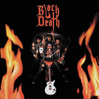 BLACK DEATH, s/t cover