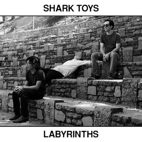 Cover SHARK TOYS, labyrinths