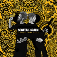 Cover SCATTAH BRAIN, electric mind state