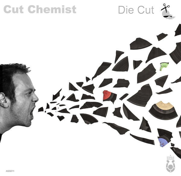 CUT CHEMIST, die cut cover