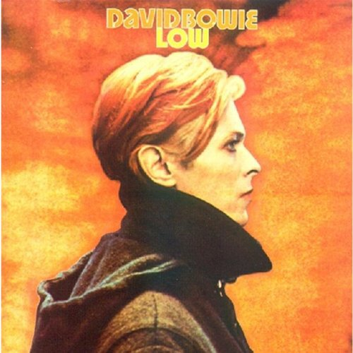 DAVID BOWIE, low cover