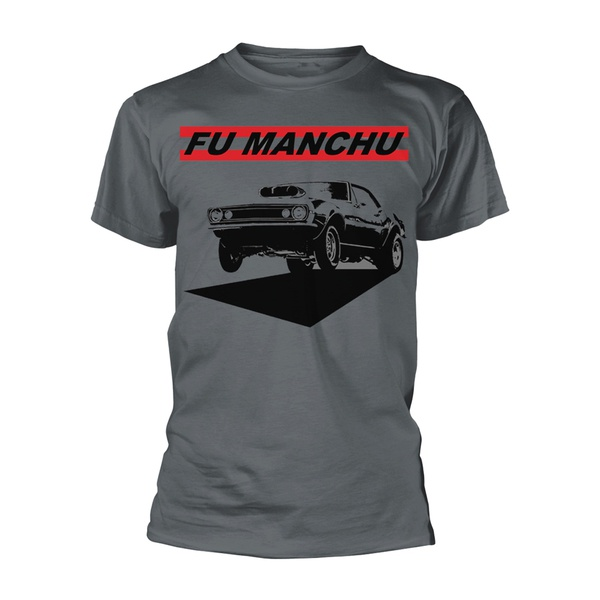 Cover FU MANCHU, muscles (boy) grey