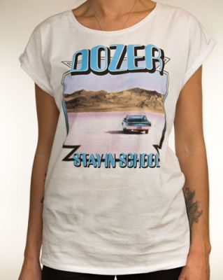 Cover DOZER, StayInSchool (girl) white