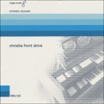 Cover CHRISTIE FRONT DRIVE, s/t