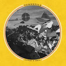 TURNSTILE, time & space cover