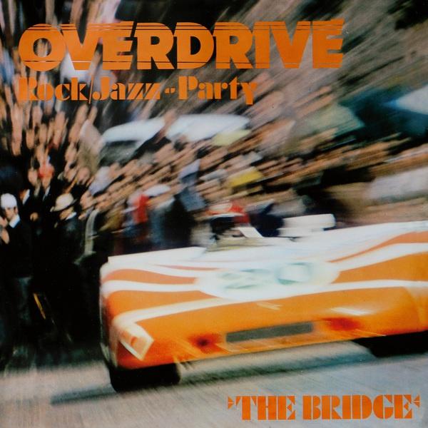 THE BRIDGE, overdrive cover