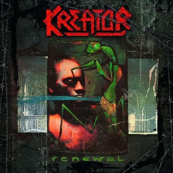 KREATOR, renewal cover