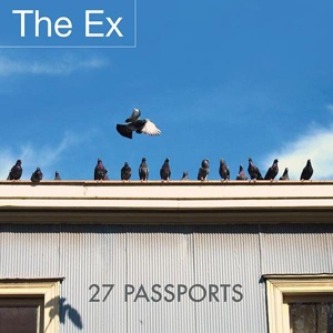 THE EX, 27 passports cover