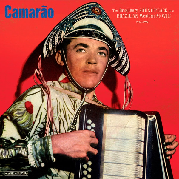 Cover CAMARAO, imaginary soundtrack to a brazilian western movie