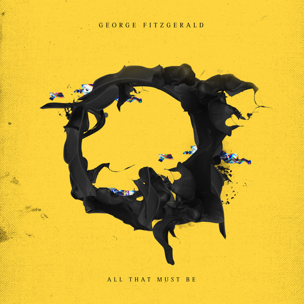 Cover GEORGE FITZGERALD, all that must be