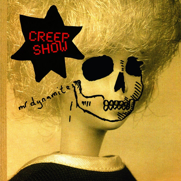 CREEP SHOW, mr. dynamite cover