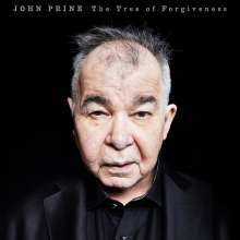 Cover JOHN PRINE, tree of forgiveness