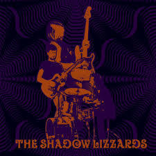SHADOW LIZZARDS, s/t cover