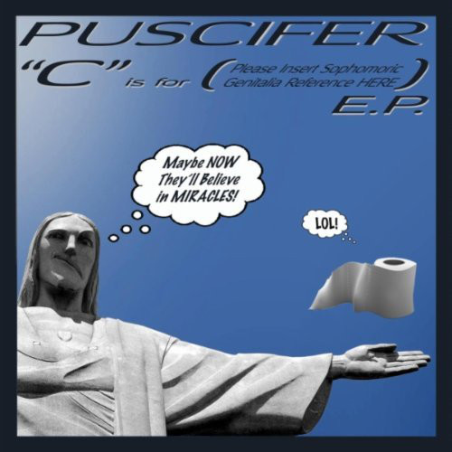 Cover PUSCIFER, c is for