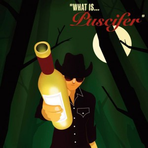 Cover PUSCIFER, what is ...