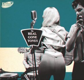 REAL GONE TONES, backseat bingo cover