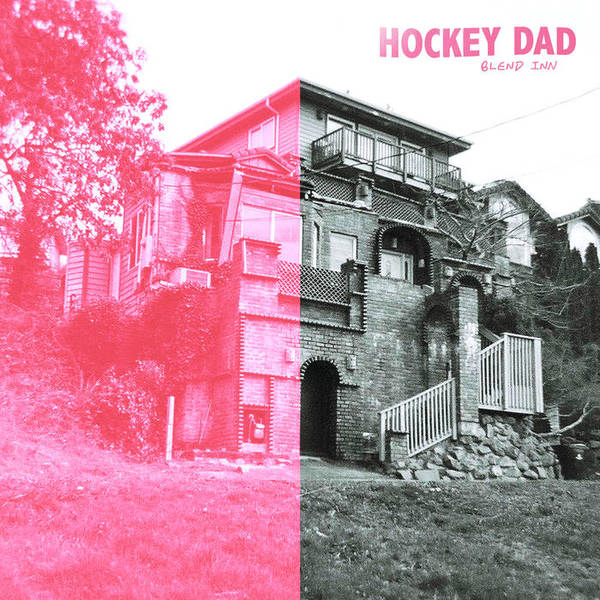 Cover HOCKEY DAD, blend inn