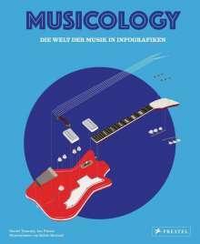 DANIEL TATARSKY /IAN PREECE, musicology cover